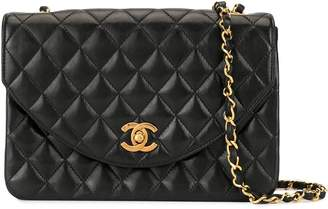 Chanel Pre-Owned 1990s quilted CC crossbody bag