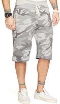 Ralph Lauren Camo Fleece Athletic Short