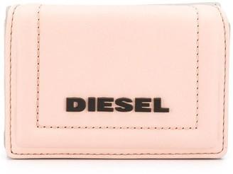 Diesel Lorettina tri-fold wallet