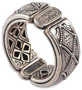 Konstantino Men's Zeus Sterling Silver Band Ring