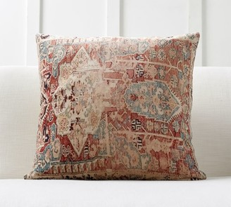 Pottery Barn Basilia Velvet Pillow Cover