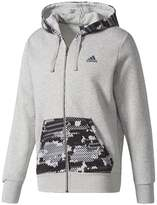 Adidas Performance Essentials Tracksuit Top Medium Grey Heather