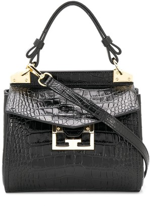 Givenchy mini Mystic embossed leather bag