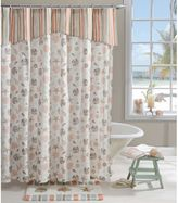 Bed Bath & Beyond Aruba 72-Inch x 72-Inch Shower Curtain in Coral