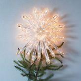 west elm Light-Up Star Tree Topper