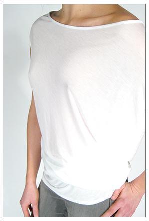Helmut Lang Slack Jersey Micro Modal Top