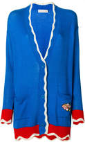 Etro embroidered V-neck cardigan