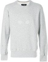 Hydrogen skull sweatshirt