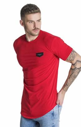 Gianni Kavanagh Men's Red Core Tee Undershirt XS