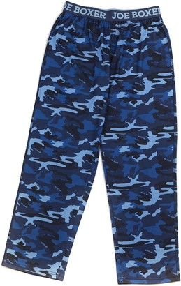 Joe Boxer Big Boy's Camo Boys Pant Sleepwear