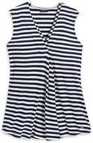 Tommy Hilfiger Final Sale-Stripe Sleeveless Top