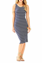 Lilly Pulitzer Jordyn Striped Midi Dress