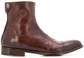 Alberto Fasciani Zoe ankle boots