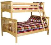 Bolton Furniture Mission Twin Over Full Natural