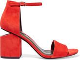 Alexander Wang Abby suede sandals
