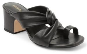 BCBGeneration Dextar Toe-Post Dress Sandals Women's Shoes