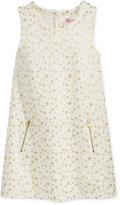 Epic Threads Girls' Star-Print Shift Dress, Girls (7-16) Only at Macy's