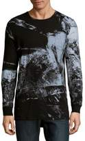 PRPS Printed Long-Sleeve Cotton Tee