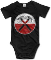 VBE104 Pink Floyd English Rock Band Nick Mason Baby Onesie Toddler-bodysuits