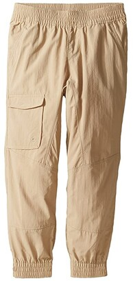 Columbia Kids Silver Ridge Pull-On Banded Pants (Little Kids/Big Kids) (British Tan) Girl's Casual Pants