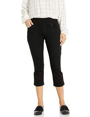 Lee Women's Sculpting Pull On Capri Jean
