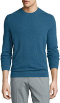 Theory Donners Cashmere Crewneck Sweater, Beyond