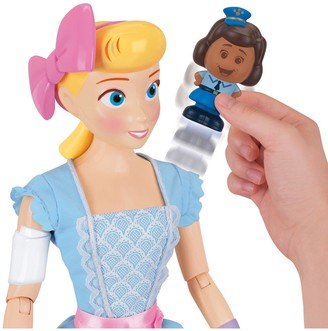 Toy Story Bo Peep with Officer Giggle McDimplesInteractive Talking Friends -14 inch