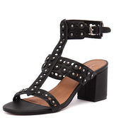 Urge New Alana Ur Black Womens Shoes Casual Sandals Heeled