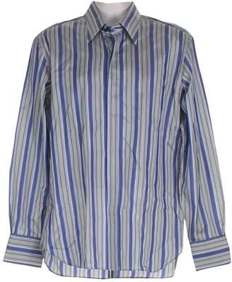 Fendi Blue Synthetic Shirts