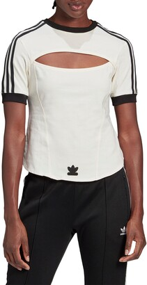 adidas 3-Stripe Shirt
