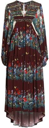 AILANTO Dandelions Paillettes Dress