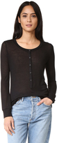 David Lerner Long Sleeve Henley Top