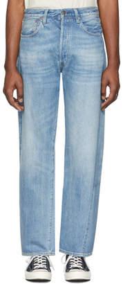 Levi's Clothing Blue 1955 501 Jeans