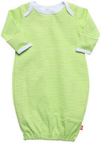 Zutano Girls' Striped Gown