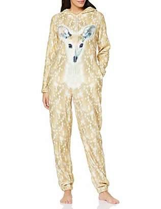 Joe Browns Women's All in One Nightwear Onesie,Large (Size:L(16/18))