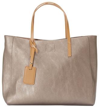 Sandler H-Billi Pewter Tote Bag