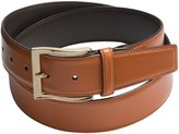 a. testoni Lux Calf Leather Belt (For Men)