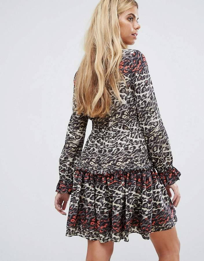 AllSaints Alia Juba Dress