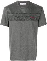Salvatore Ferragamo logo printed T-shirt