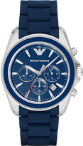 Emporio Armani AR6068 stainless steel watch