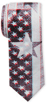 Givenchy Blurred Flag Tie