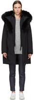 Mackage Black Down Kay-P Coat