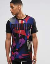 Puma Vintage Look Graphic T-Shirt