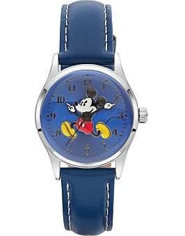 Disney Petite Running Mickey Watch