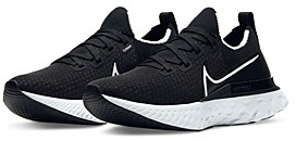 Nike Women's React Infinity Run Flyknit Lace Up Sneakers