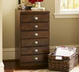 Pottery Barn Printer's 2-Drawer File Cabinet
