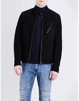 Belstaff Sandway Suede Jacket