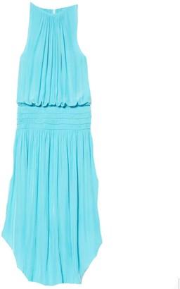 Ramy Brook Audrey Blue Dress - S