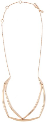 Alexis Bittar Rose Gold-tone Necklace