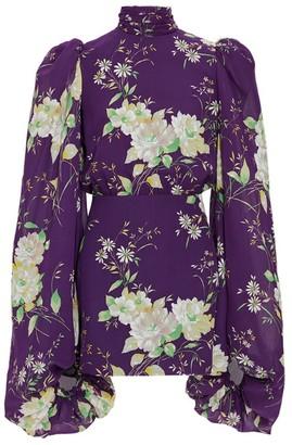 ATTICO Camargue Floral Dress
